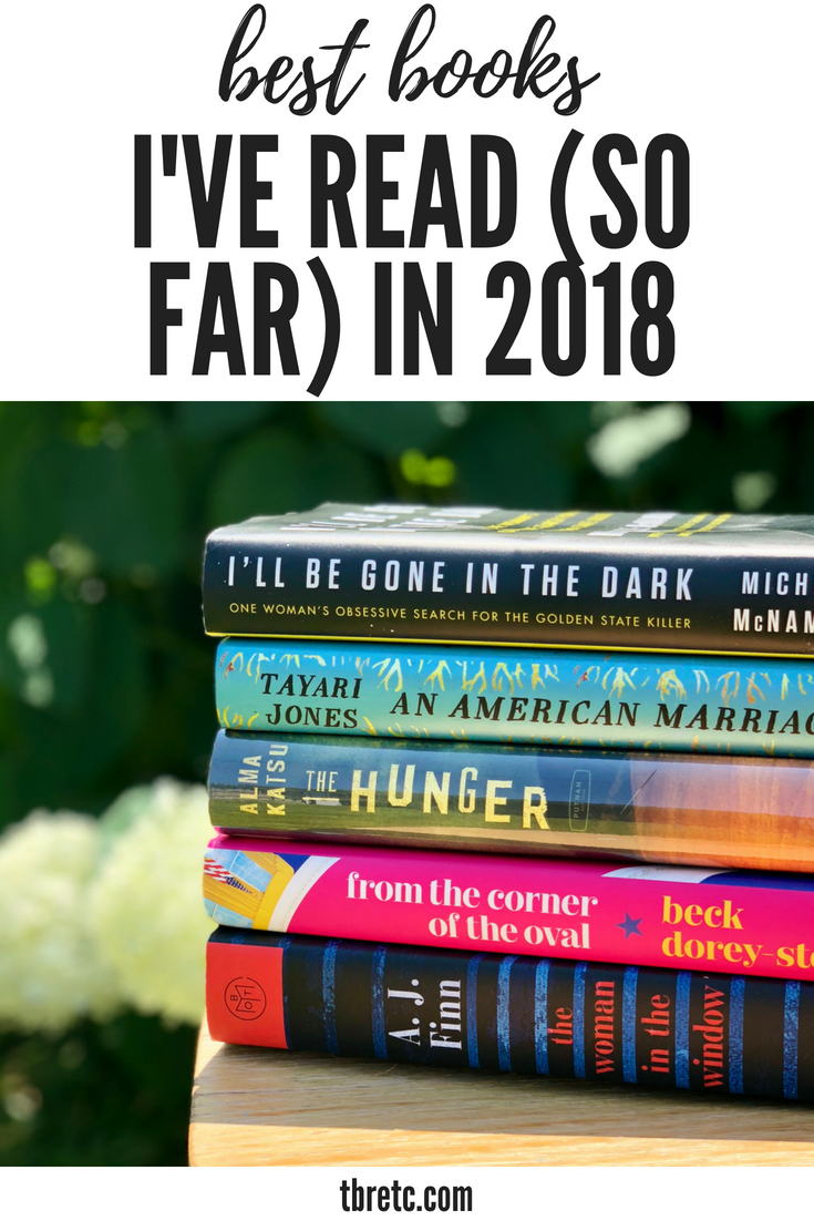 Best Books I've Read So Far in 2018