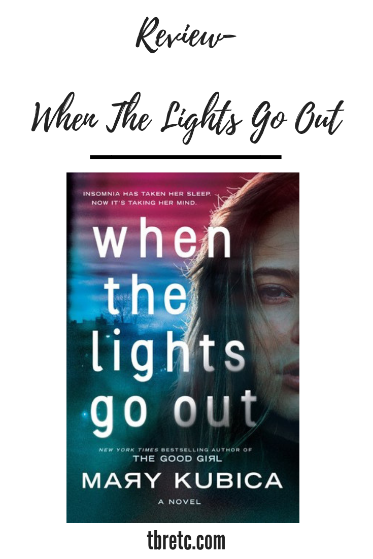 Review, When the Lights Go Out | TBR Etc.