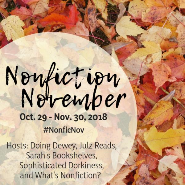 Nonfiction November   TBR Etc