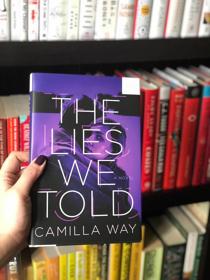 Book of the Month Club Pick Review | The Lies We Told | TBR Etc.