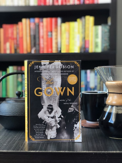 The Gown Review | TBR Etc.