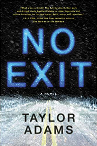 No Exit | Quick Lit February 2019 | TBR Etc.