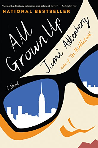 All Grown Up | Book Club Friendly Picks | TBR Etc.