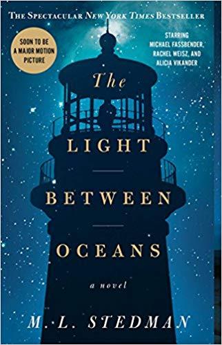 The Light Between Oceans | Fifteen Book Club Friendly Picks | TBR Etc.