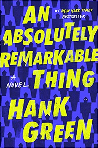 An Absolutely Remarkable Thing | Fifteen Book Club Friendly Picks | TBR Etc.