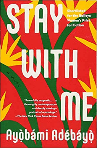 Stay With Me | Fifteen Book Club Friendly Picks | TBR Etc.