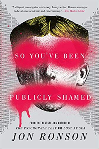 So You've Been Publicly Shamed | Fifteen Book Club Friendly Picks | TBR Etc.