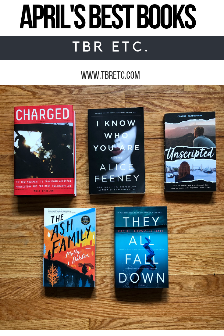 April's Best Books | Exciting New Releases for April 2019! | TBR and TBD