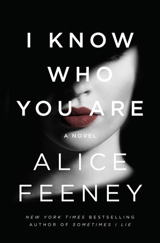 I Know Who You Are | TBR etc.