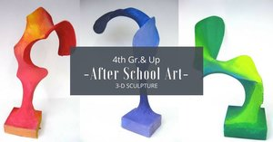 4th grade + Up Afterschool Art