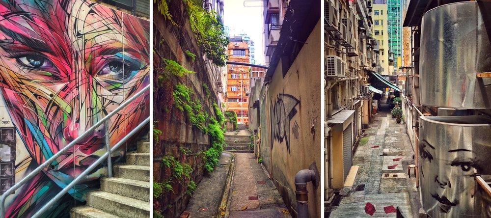 Hong Kong, April 2016.
