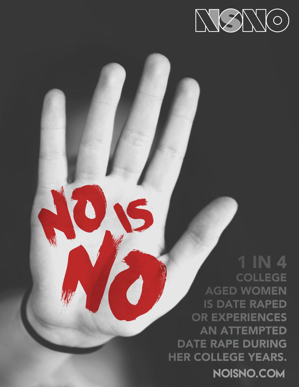 No is No Poster 1