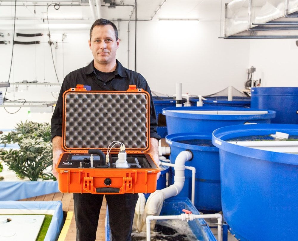 Green Relief, ON Canada, combines hydroponics and aquaculture to create a nutrient rich, balanced cultivation environment to produce their medical cannabis.