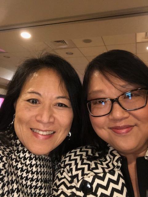 Cyndy Yu-Robinson, Executive Director NAAAP National