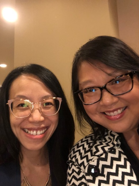 Gloria Chan, JD, PCC is the Senior Vice-President of Coach Diversity Institute (CDI). She was the key note speaker who started the day for NAAAP.