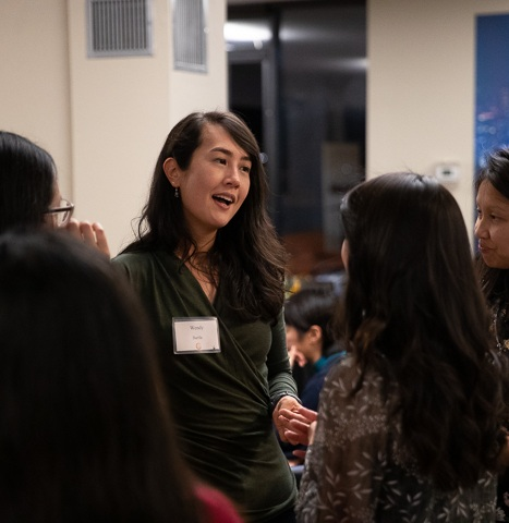Who We Are - The Center for Asian Pacific American Women is a national, nonprofit organization dedicated to the enhancement and enrichment of leadership skills for Asian American and Pacific Islander (AAPI) women through education, networking, and mentorship.Our Story.