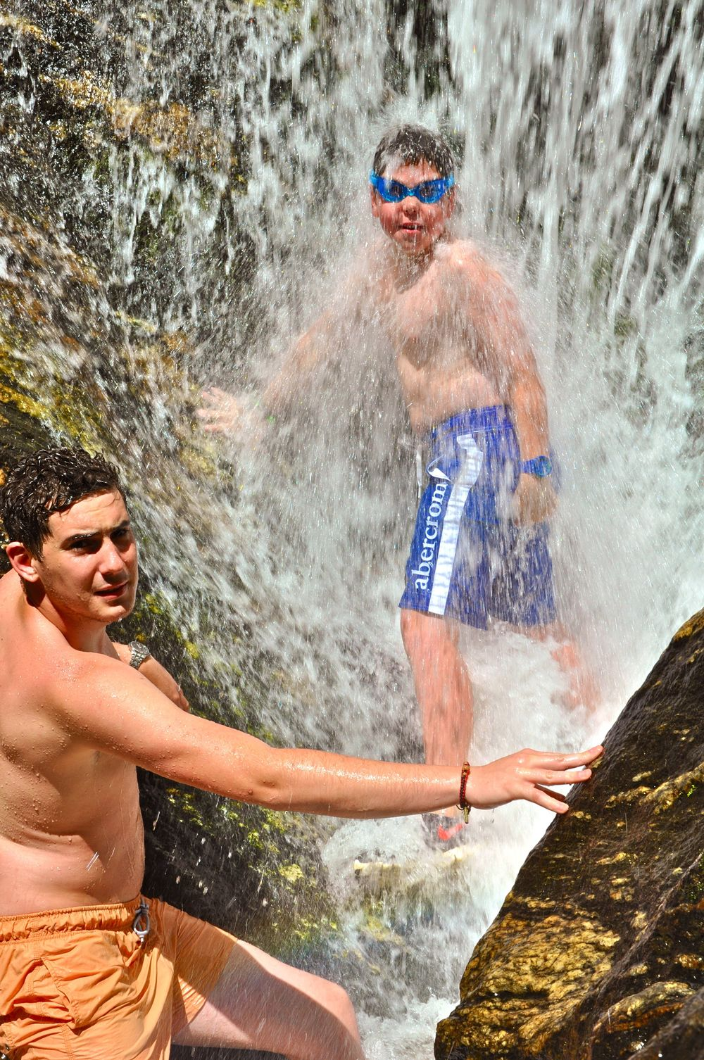 forget-washing-your-hair-winston-took-a-full-shower-in-the-tom-huskins-waterfall.jpg
