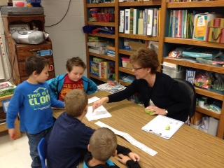 Janice Robinson, Bald Creek Elementary