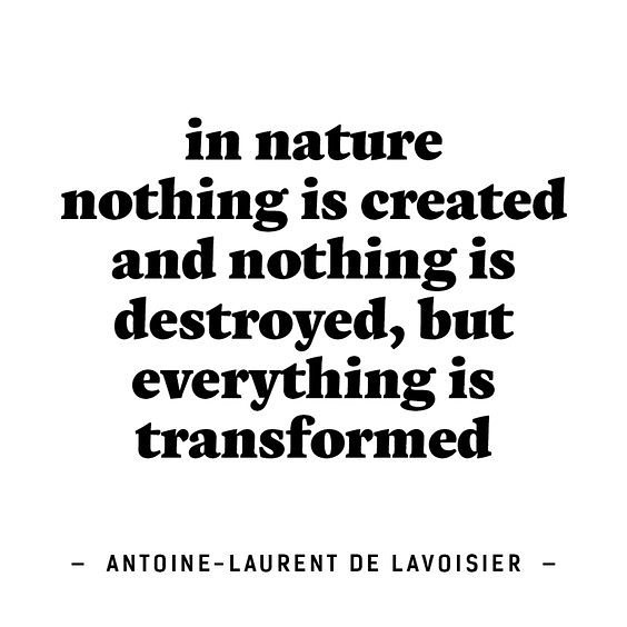 Great quote from @fash_rev, and a principle we put into practice at #threadcycle. . . #fashion #sustainability #fabric #textile #waste #biochar #nature #transformation #threadcyclenyc #fashionrevolution