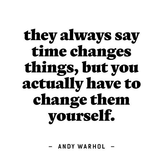 Genius as always from Andy Warhol, courtesy of @fash_rev. . . #thefactory #andywarhol #change #reducereuserecycle #threadcycle #threadcyclenyc #fashion #fashrev #fabric #textile #waste