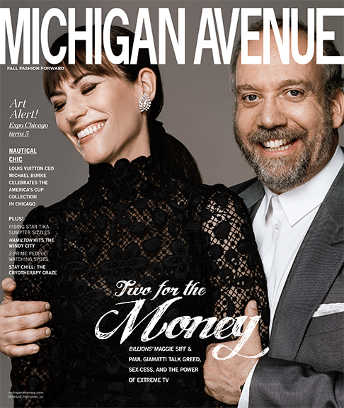 Michigan Avenue Magazine - September 2016