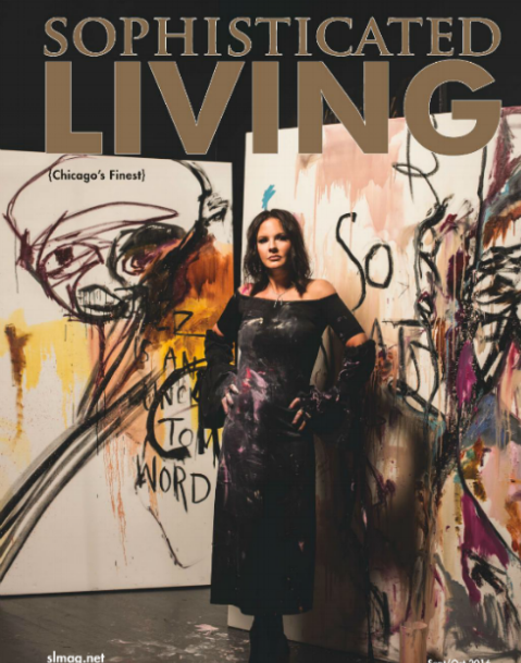 Sophisticated Living - September/October 2016 Issue Cover Shoot
