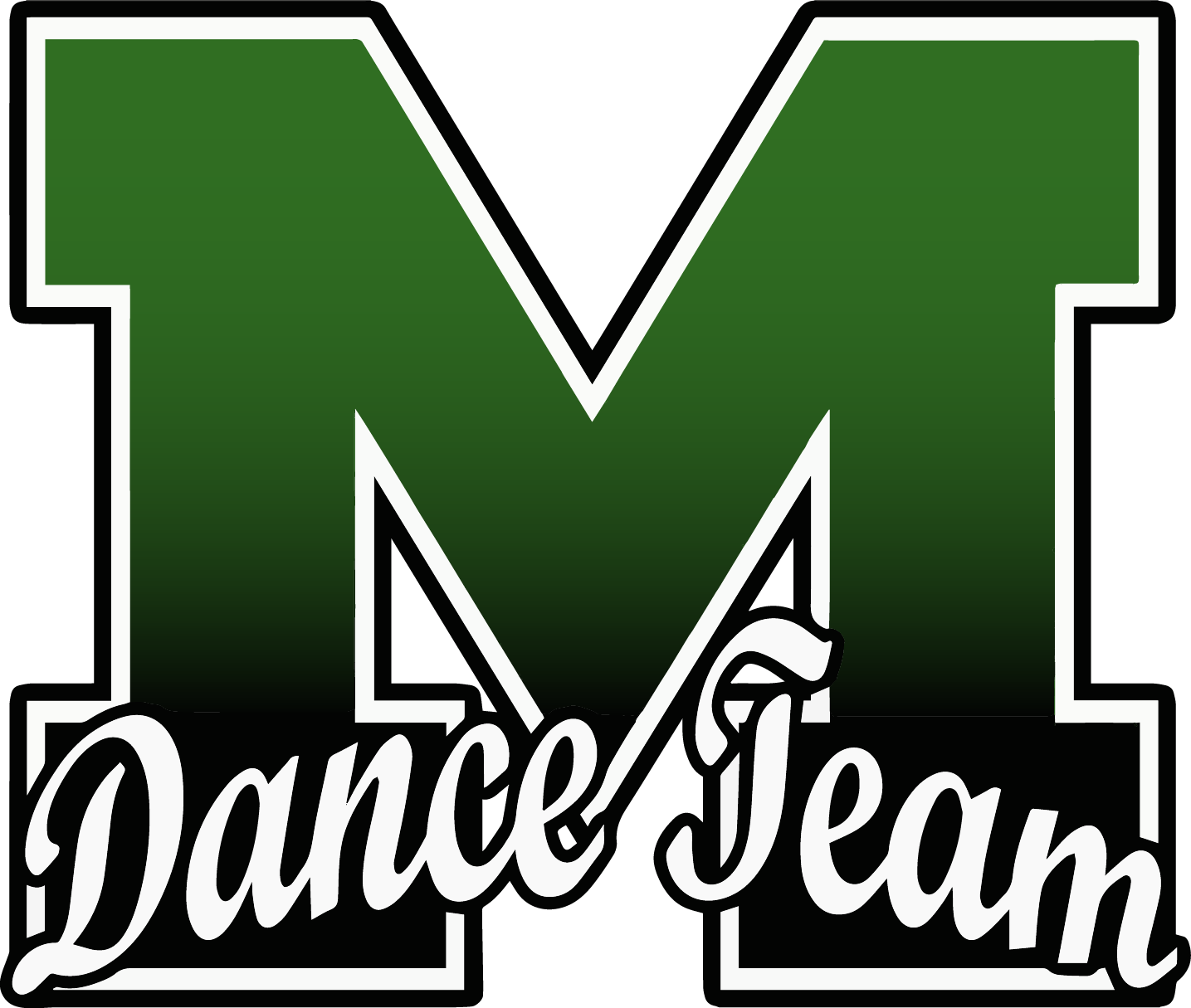 Montgomery High School Cougarettes Dance Team