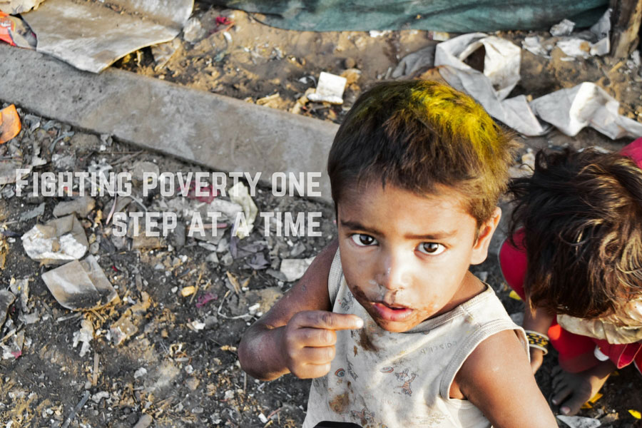 Hands 4 Zero Poverty Supporting the Slums