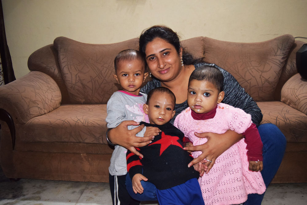 Sinram is the founder of Specialised Adoption Center, the only adoption center in Faridabad, India. Her dedication and passion for helping has given her the ability to provide a new opportunity to many children in India. She is a strong and dedicated leader, an inspiration for all of us.