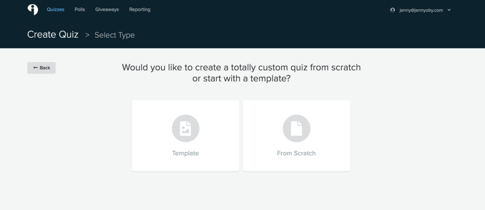 build your email list with online quizzes without paid advertising.png
