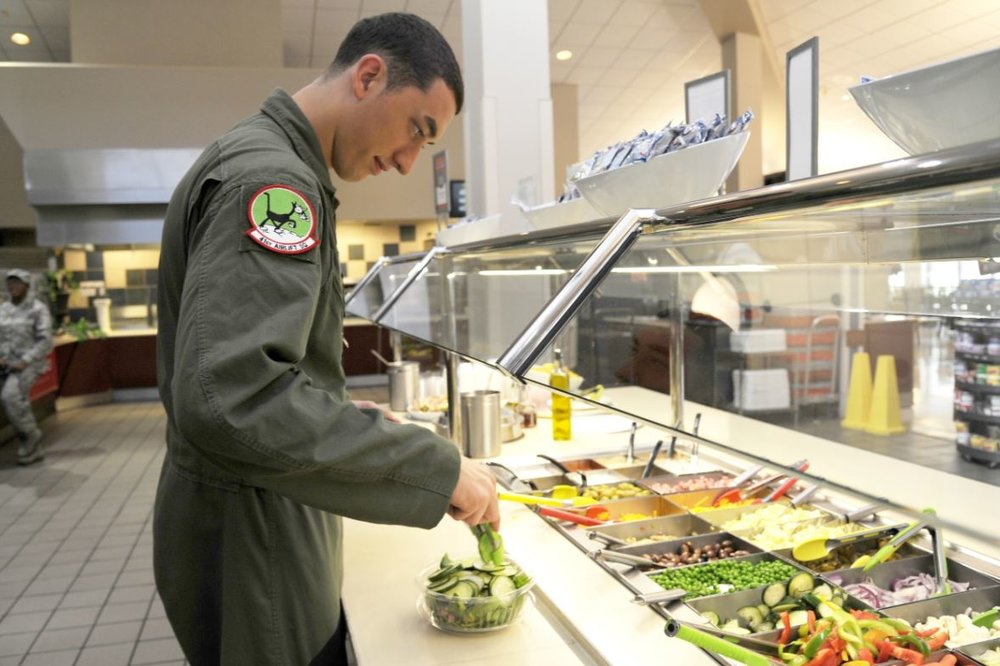 Fuel Up! - Our mission at Hercules Dining Facility is to provide quality, nutritious meals that enhance physical fitness, well-being, and the quality of life for LRAFB personnel.We pride ourselves on having a team in which all other food service organizations use to judge excellence in morale, facilities, customer service and satisfaction.