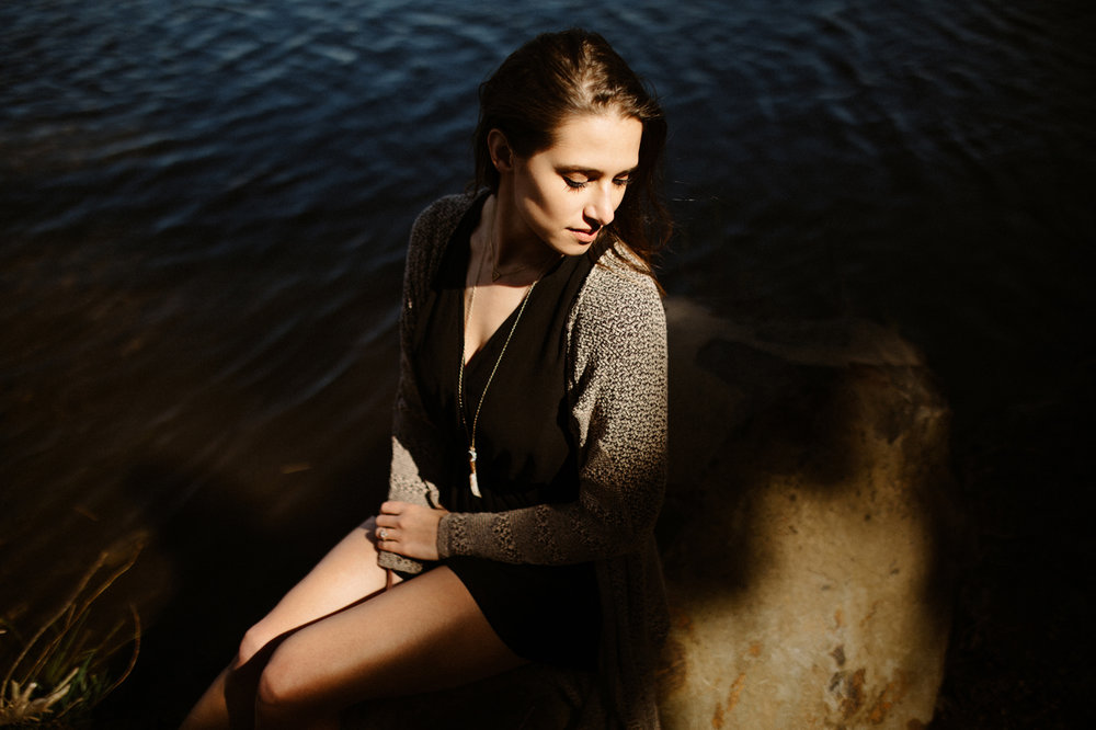Portland creative portrait photographer