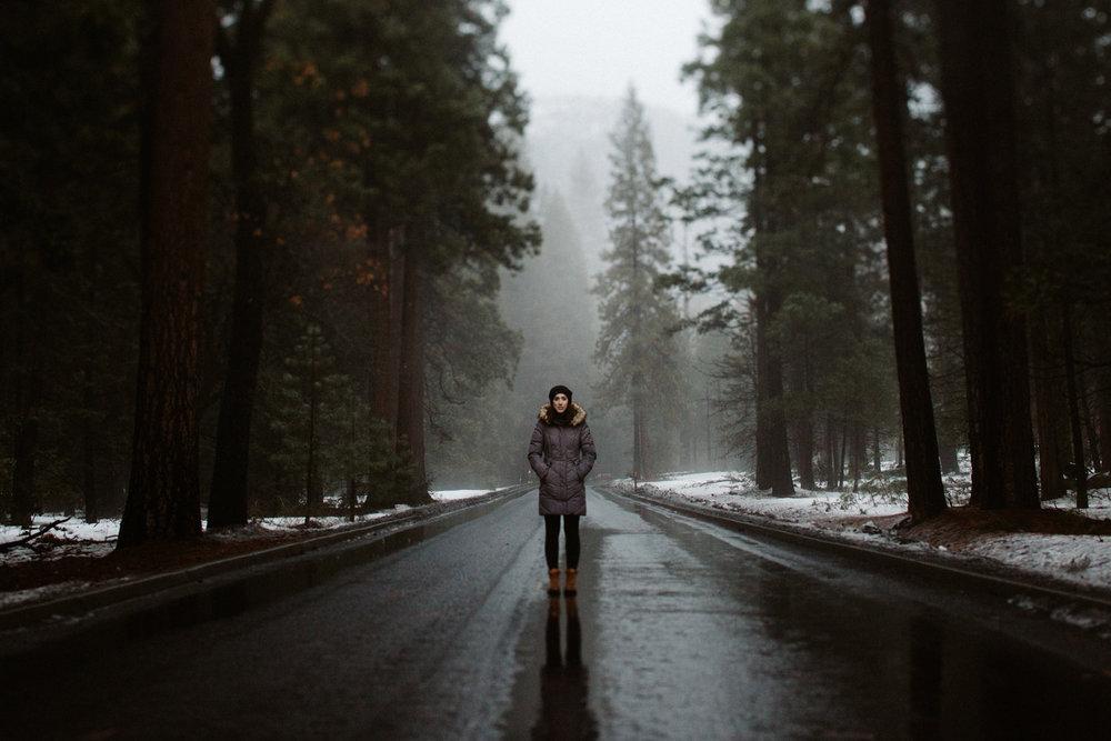 Yosemite senior photos