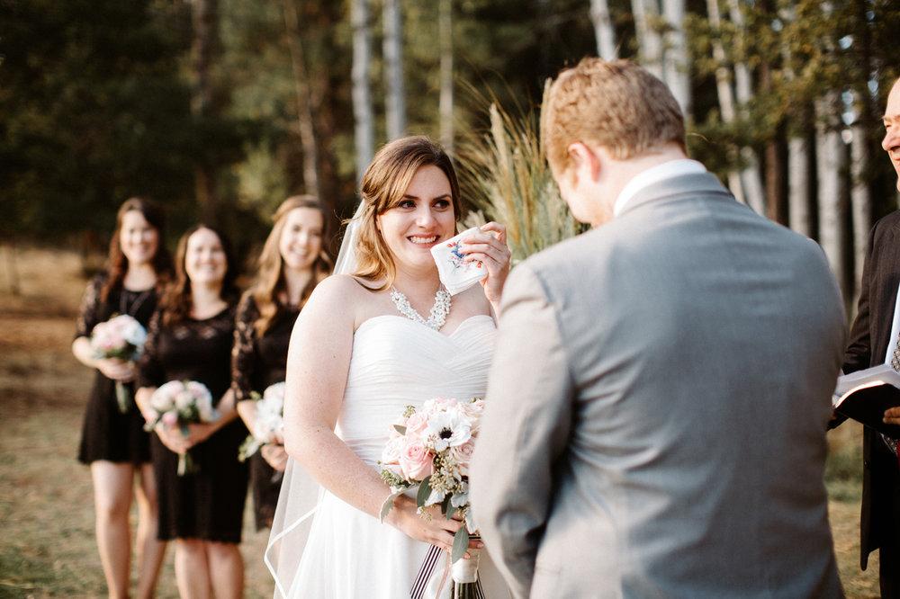 Ashland Wedding Photographer