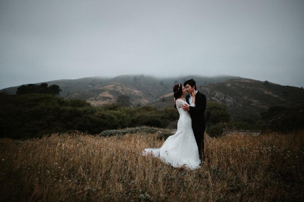 San Francisco Pre-wedding photos