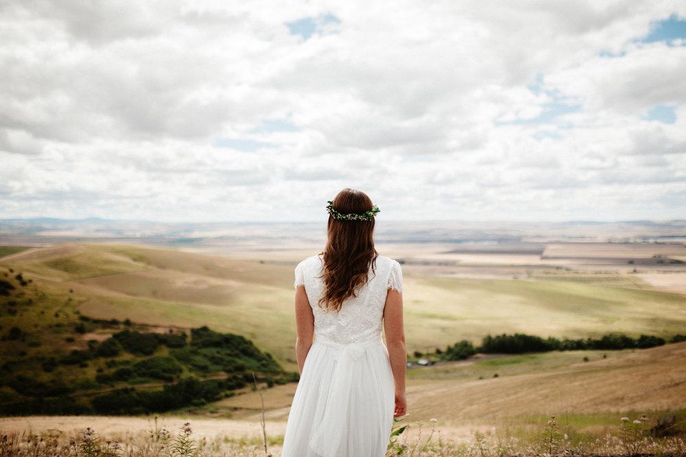 Artistic Eastern Oregon Wedding photography