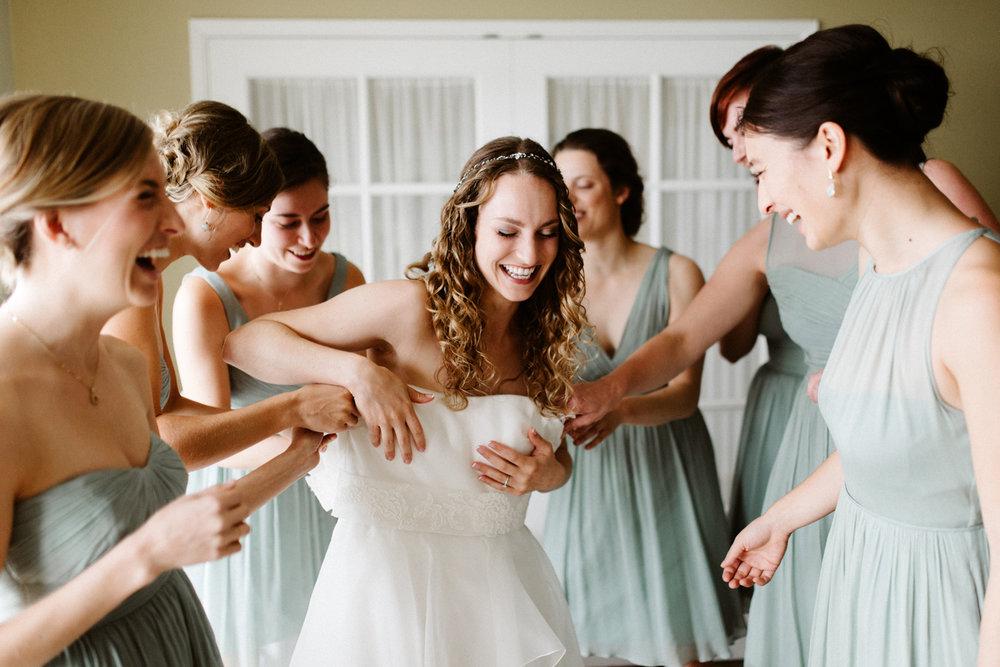 Kiana Lodge Wedding Photographer