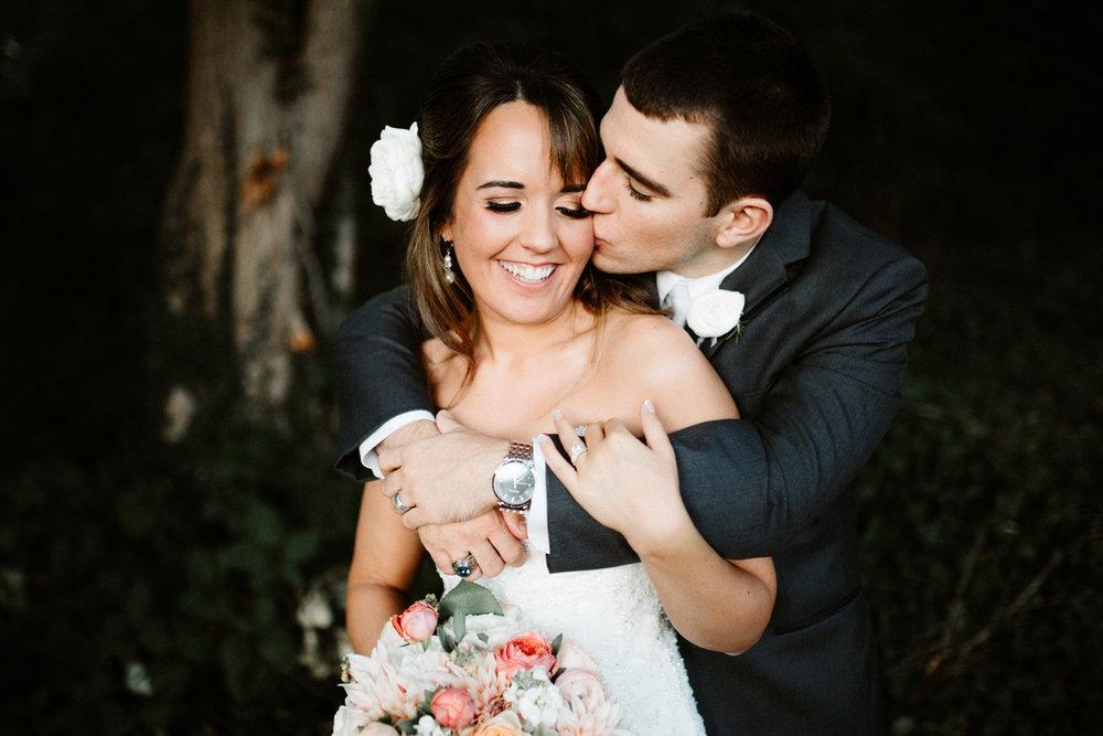 Abernathy Center Oregon City Wedding