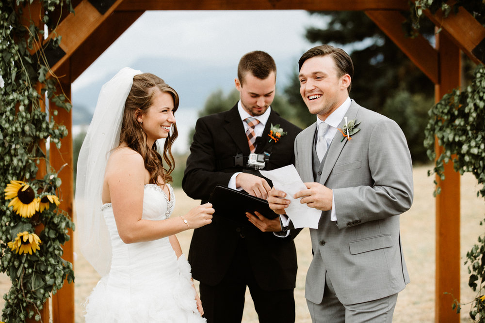 Gorge-ous Wedding Venue Photographer