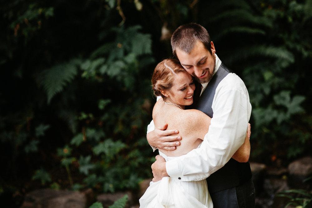 horning's hideout wedding photos