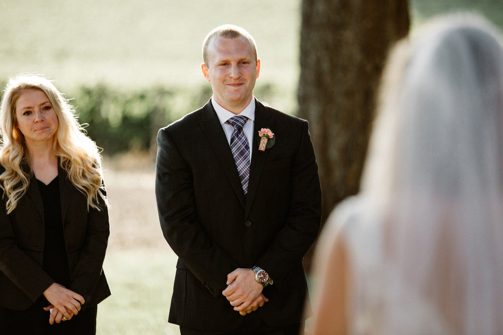 Vista Hills Vineyard Wedding Photographer