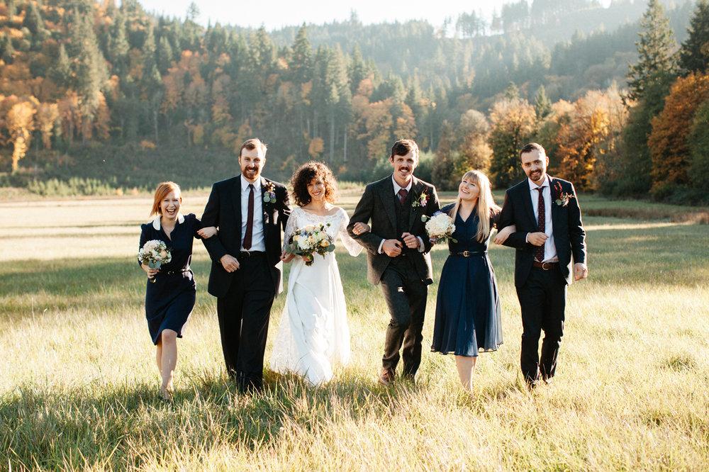 Corvallis Wedding Photographer