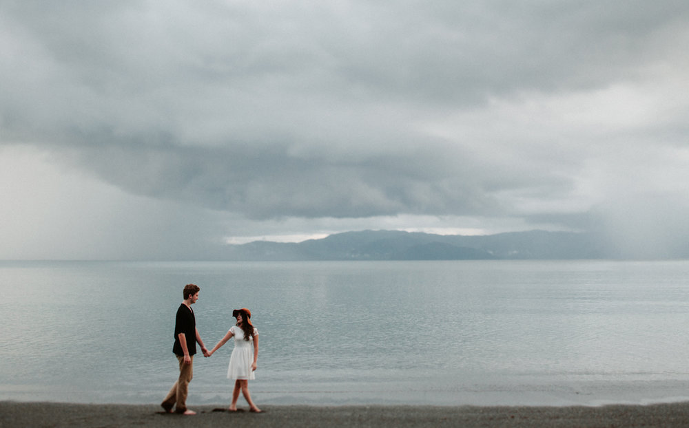 Engagement photos on the Osa Peninsula in Costa Rica