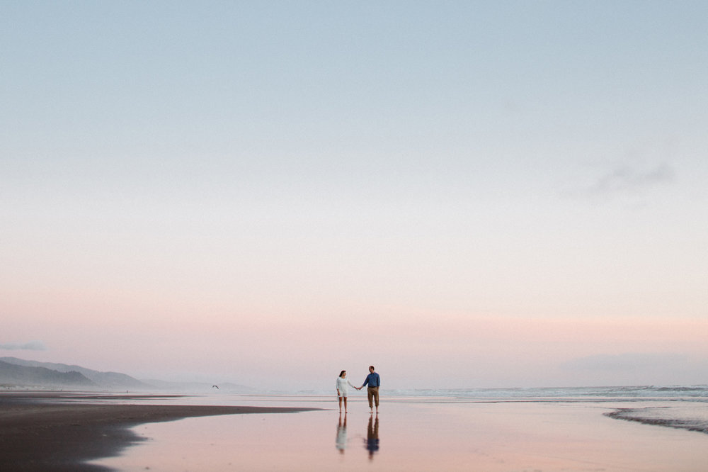 Cannon Beach Engagement Photographer Pricing