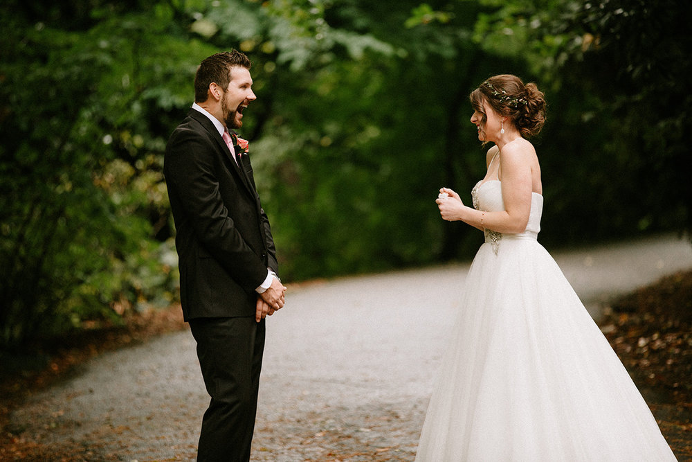 Laurelhurst Park Portland Oregon Wedding Photos