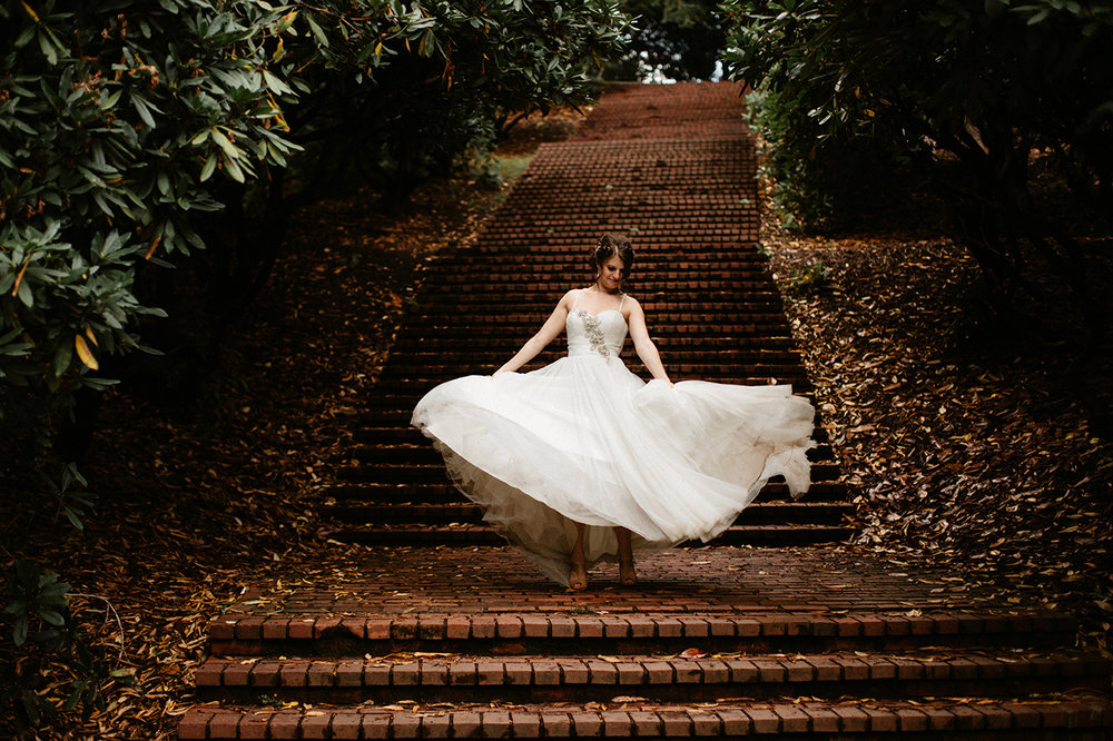 Laurelhurst Park Portland Oregon Wedding
