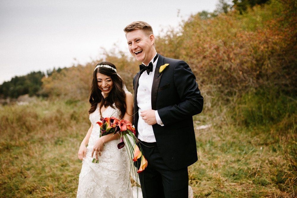 Roche Harbor wedding photographer seattle washington