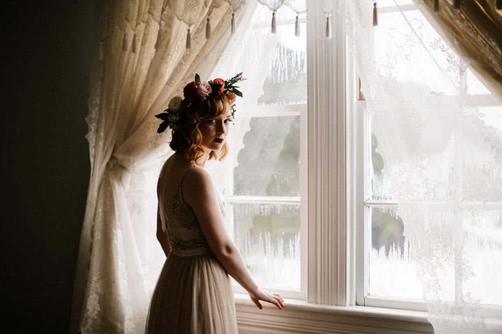 Heceta Lighthouse Bed and Breakfast elopement wedding