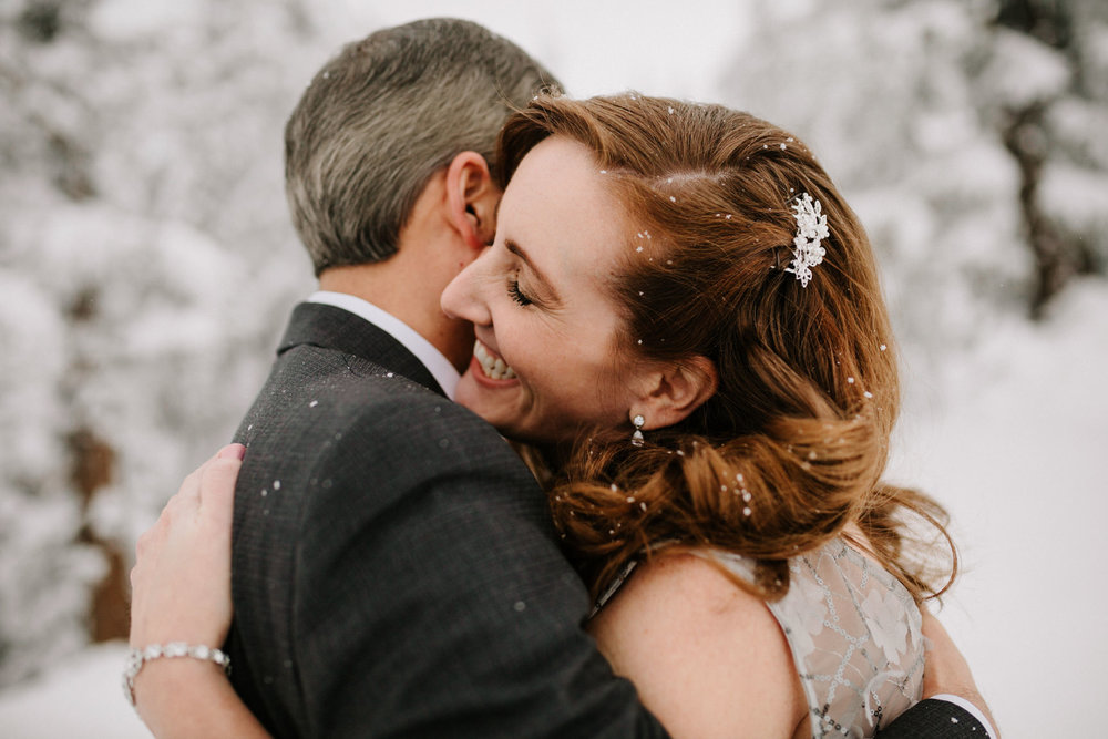 Timberline Lodge Mt. Hood Wedding