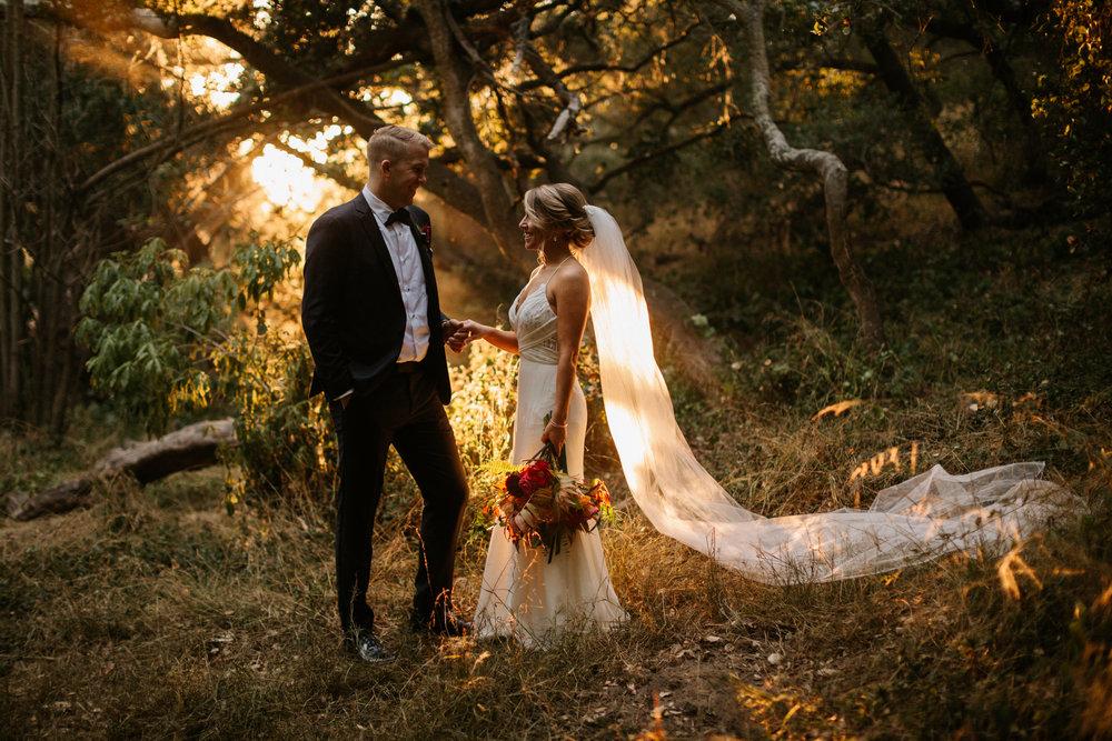 Golden Gate Park Wedding